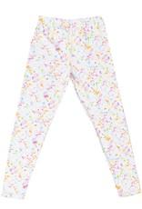 SET Lucy Legging - Splatter Print Knit