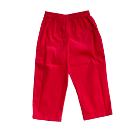 Remember Nguyen Red Jackson Pant