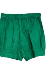 Remember Nguyen Kelly Green Benjamin Banded Shorts
