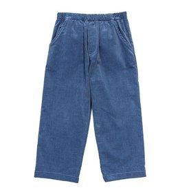 The Bailey Boys Steel Blue Cord Elastic Pants