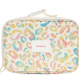 STATE Rodgers Lunch Box - Painterly Animal Metallic