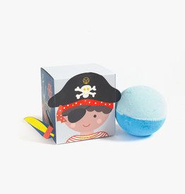 Musee A Pirate's Life Boxed Bath Bomb With Suprise Toy