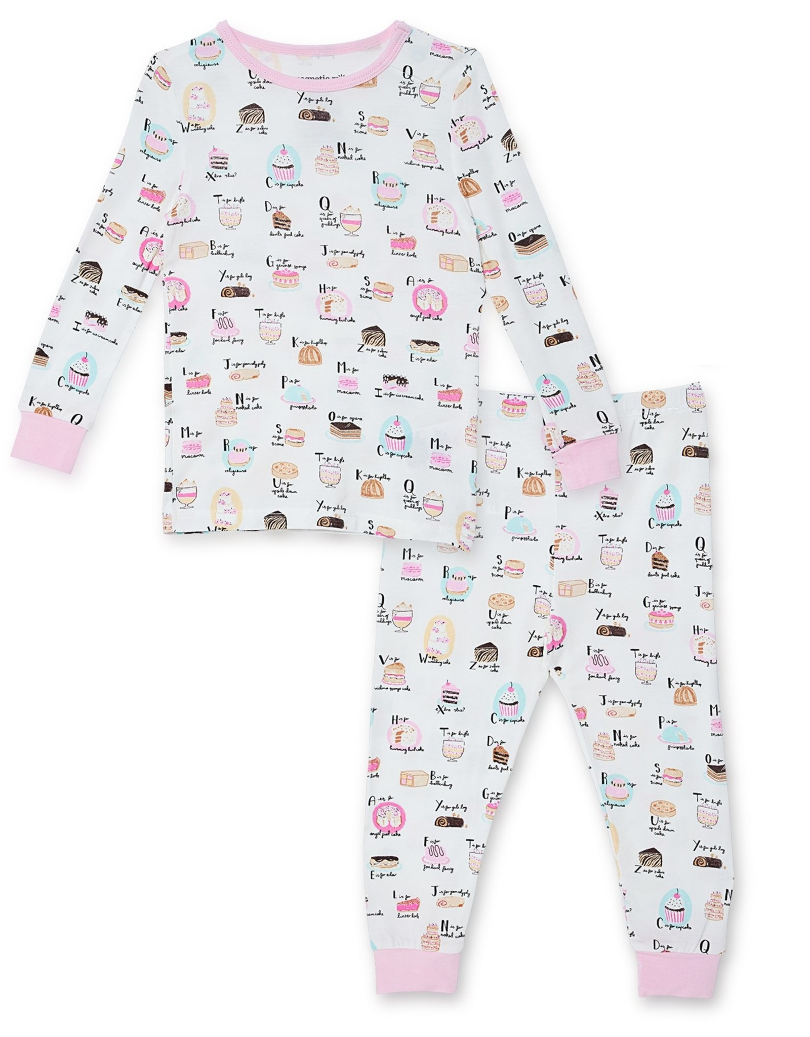 Magnetic Me Cake My Day Modal Magnetic Toddler PJs