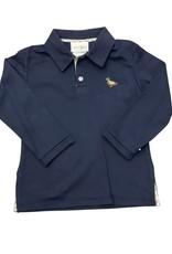 Zuccini Mallard Polo Shirt Navy