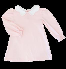 Zuccini Bryar Dress Knit Pink Solid