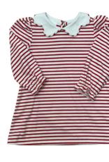 Zuccini Bryar Dress Red Stripe