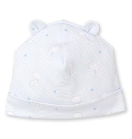 Kissy Kissy Blue Bear Hugs Hat