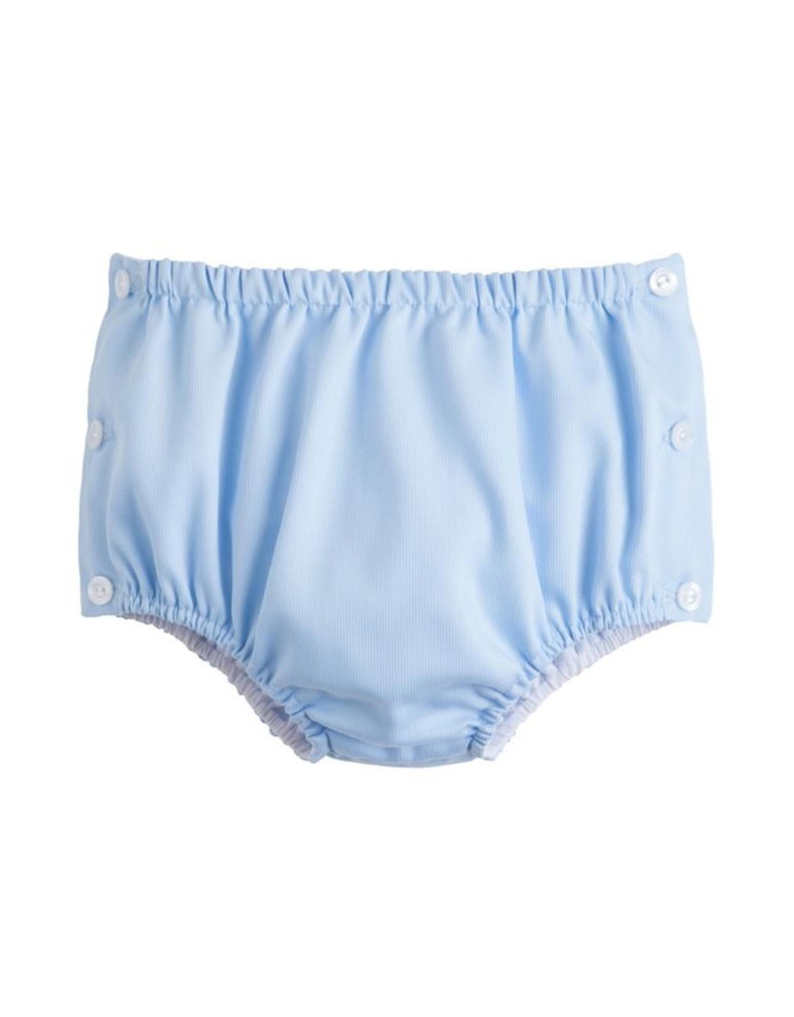 Little English Jam Panty Light Blue