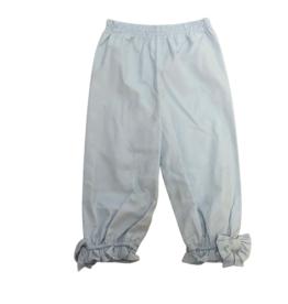 Zuccini Tie Side Pant Cloud Cord