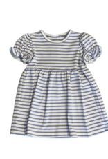 Zuccini Mackenzie Dress Lavender Short Sleeve Knit
