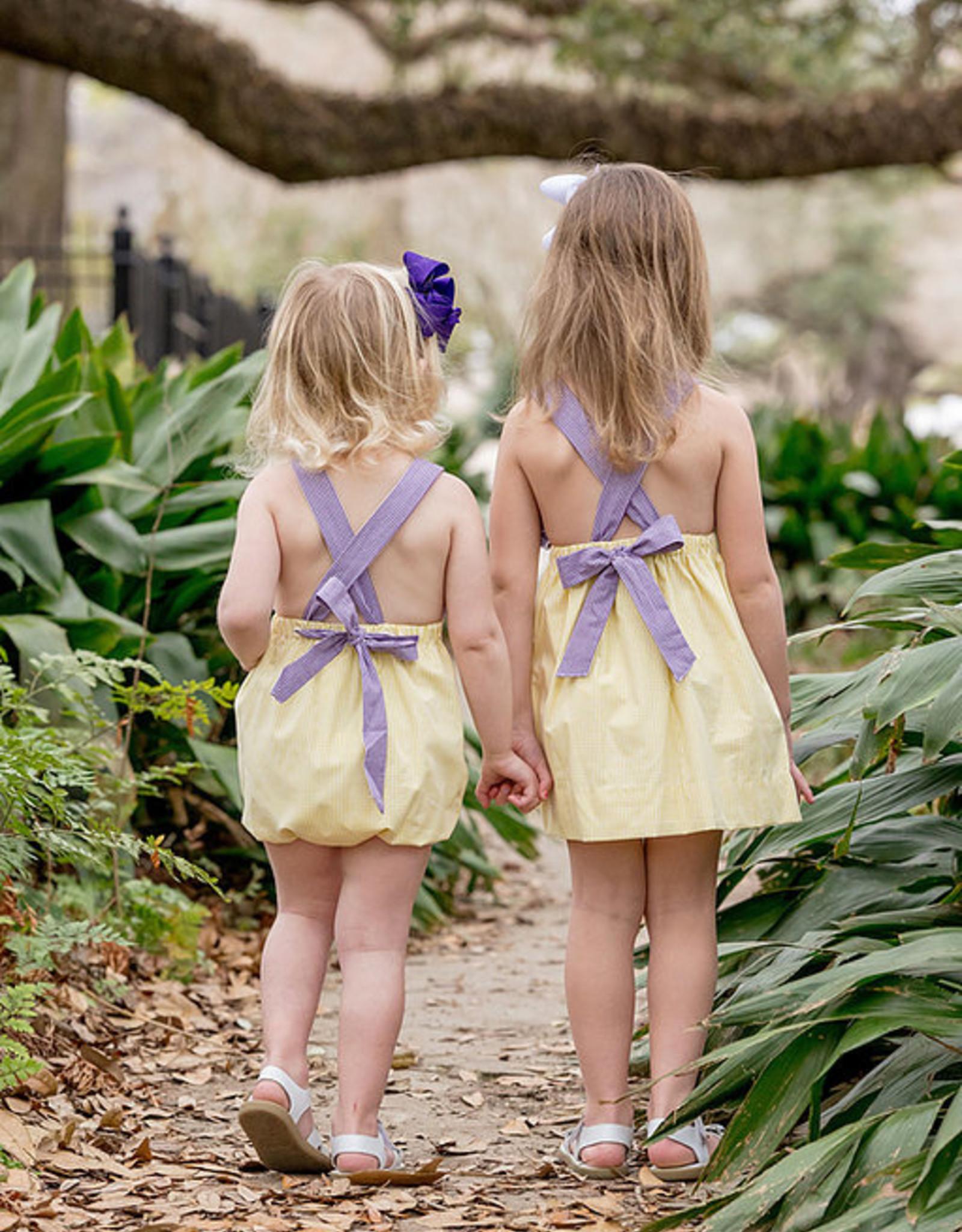 Little Louanne Geaux Megaphone Dress