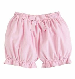 Little English Corduroy Bow Bloomers Light Pink