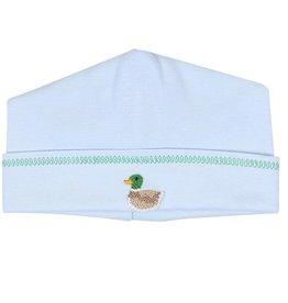 Magnolia Baby Tiny Mallard Embroidered Hat