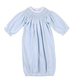 Magnolia Baby Layla And Lennox Bishop Gown Light Blue