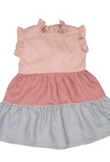 The Oaks Elsa Mauve Dress