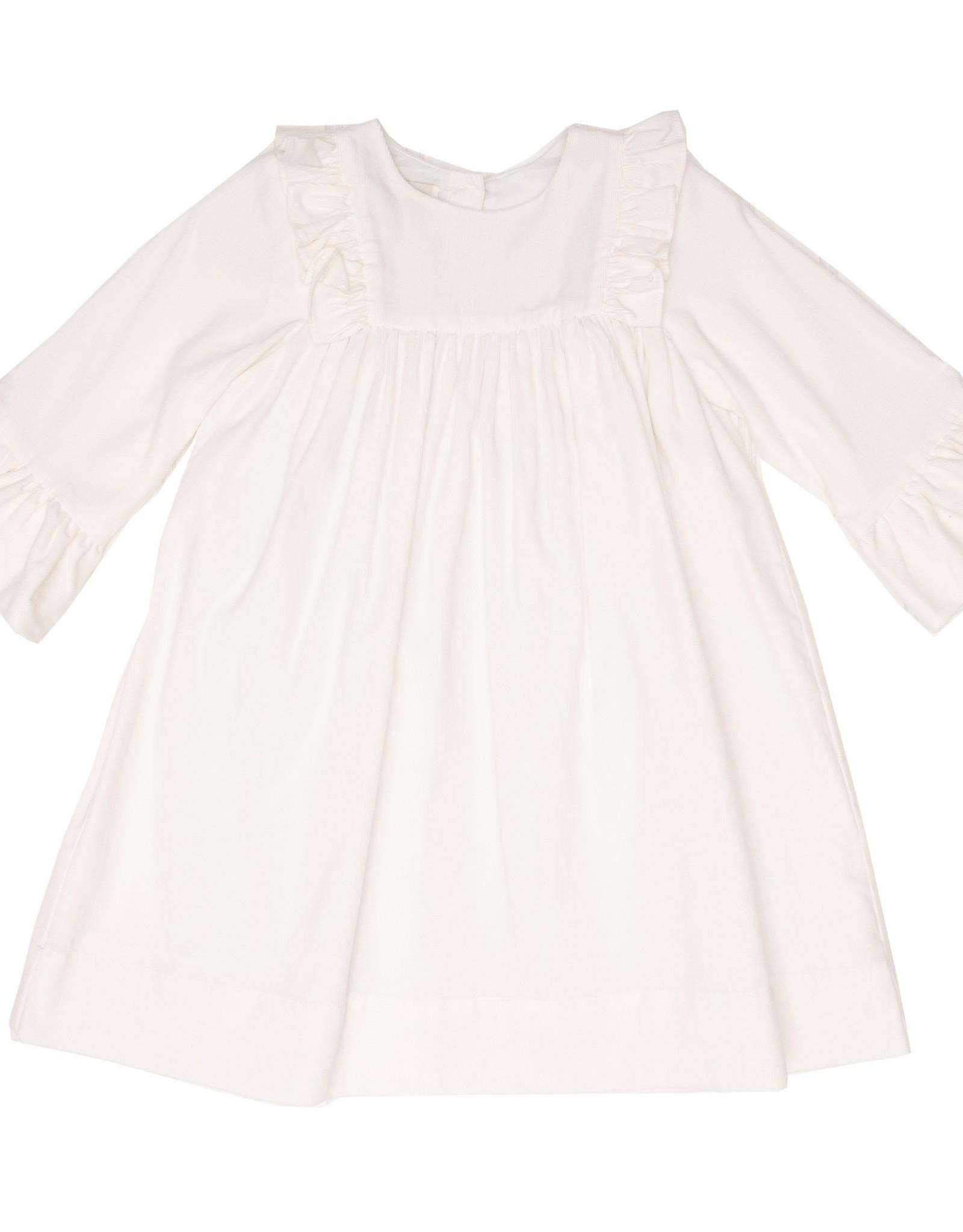 The Oaks Millie Ross Winter White Dress