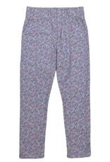 LullabySet Leah Legging - Pink/Blue Floral