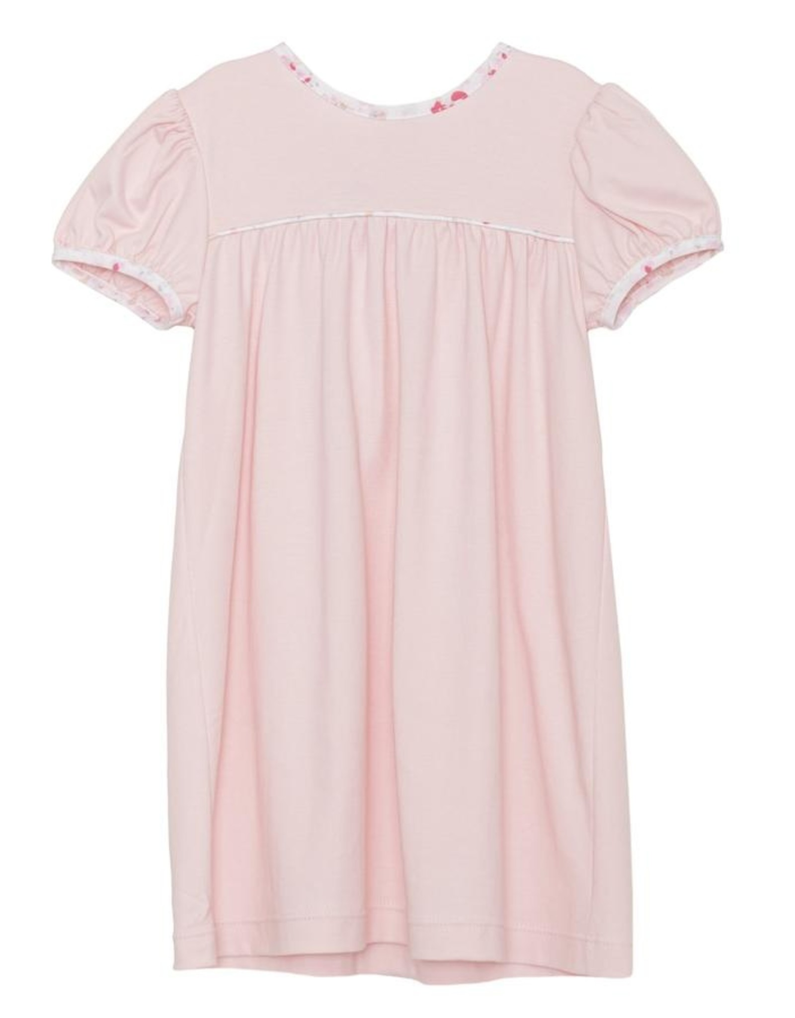 LullabySet Mother May I Dress- Light Pink Pima