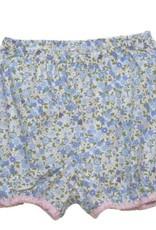 LullabySet Munro Bloomer - Blue Floral Blooms & Blessings