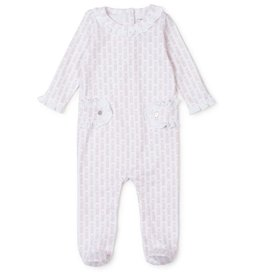 Lila and Hayes Lucy Romper Ballerina