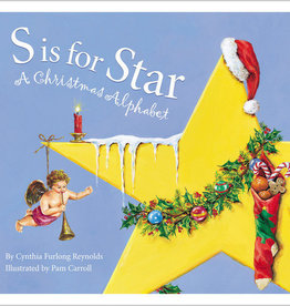 S Is For Star: Christmas Alphabet Book