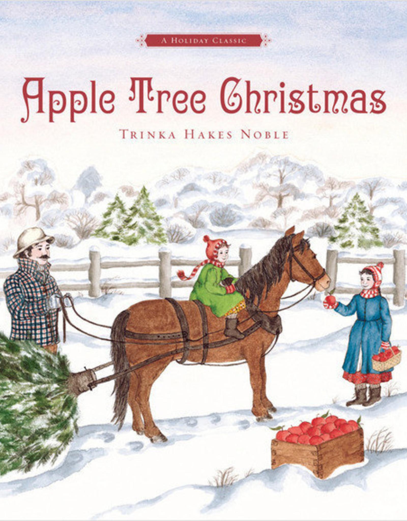 Apple Tree Christmas Book