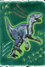 Iscream Dinosaur Furry Journal