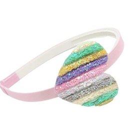 Lolo Headbands Heart Headband - Pastel