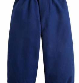 Little English Banded Pull On Pant - Navy Twill