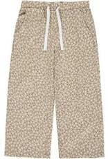 Vignette Jillian Lounge Pants, Tan Floral