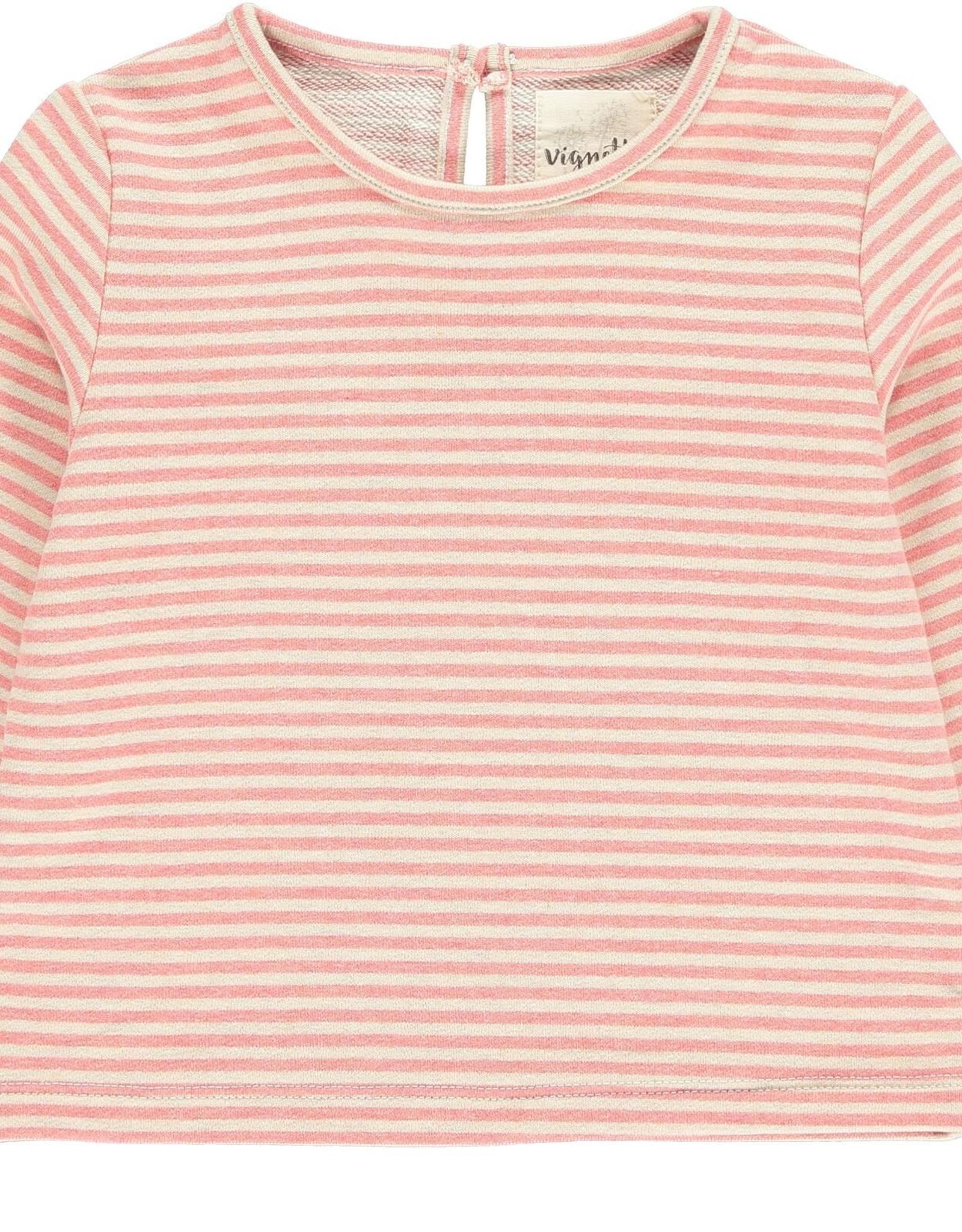 Vignette Bailey Sweater, Rose