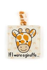 """Jelly Cat """"If I were Giraffe"""" Board Book"""