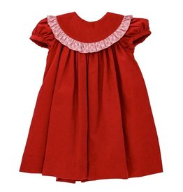 The Bailey Boys Red Wembley Plaid Float Dress