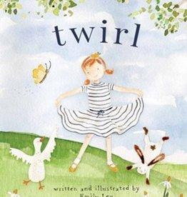 "Harvest House ""Twirl"" Book"