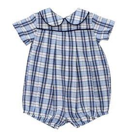 The Bailey Boys Buxton Plaid Dressy Bub Short