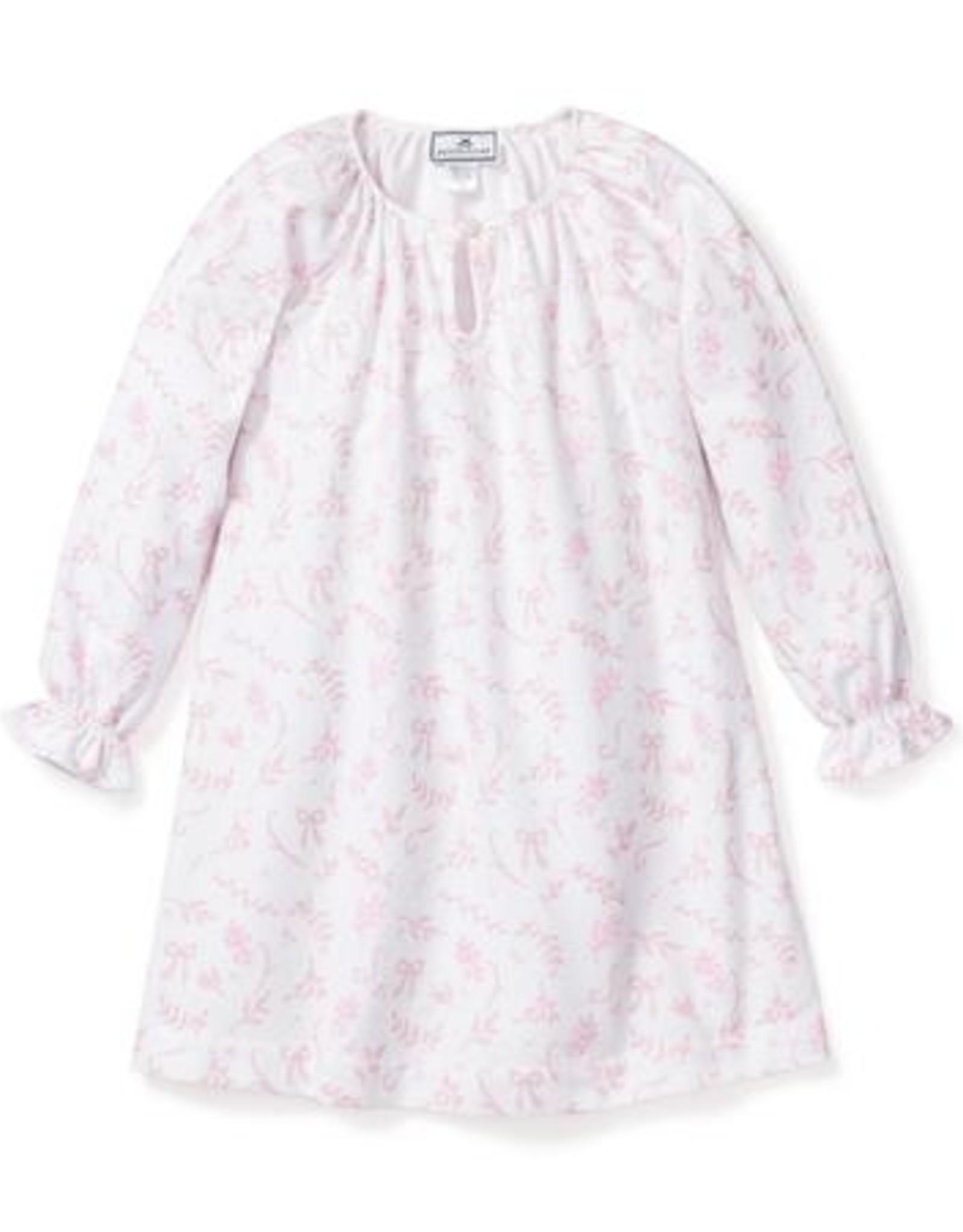 Petite Plume Blush Bouquet Delphine Nightgown