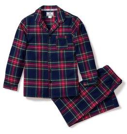Petite Plume Windsor Tartan Pajama Set
