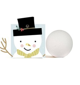 Musee Frosty the Snowman Bath Balm