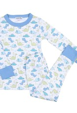 Magnolia Baby Little Dinos 2-Piece PJ
