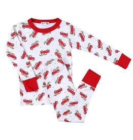 Magnolia Baby Christmas Traditions 2-Piece PJ