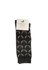 Properly Tied Lucky Duck Antler Socks