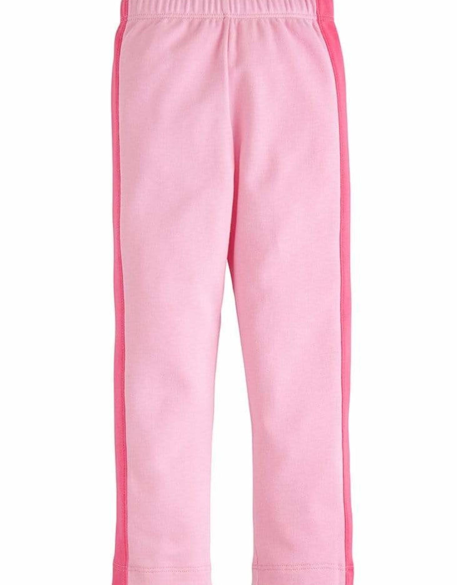 Little English Lilah Leggings Pink