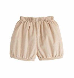Little English Banded Short Tan