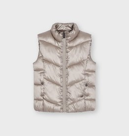 Mayoral Reversible Fur Vest 4379