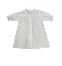 Auraluz White/Pink Bow Daygown 360