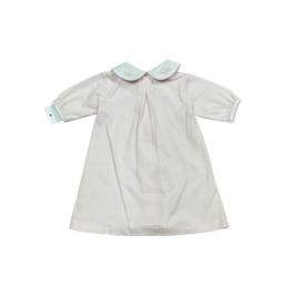 Auraluz Knit Pink Daygown Lambs 6352