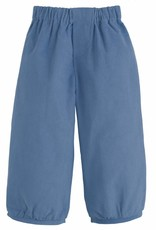 Little English Banded Pull On Pant - Stormy Blue Cord