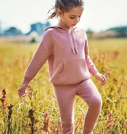 Mayoral Knit Track Suit Rosa 4837
