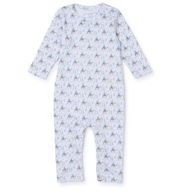 Lila and Hayes Thompson Romper Wisemen