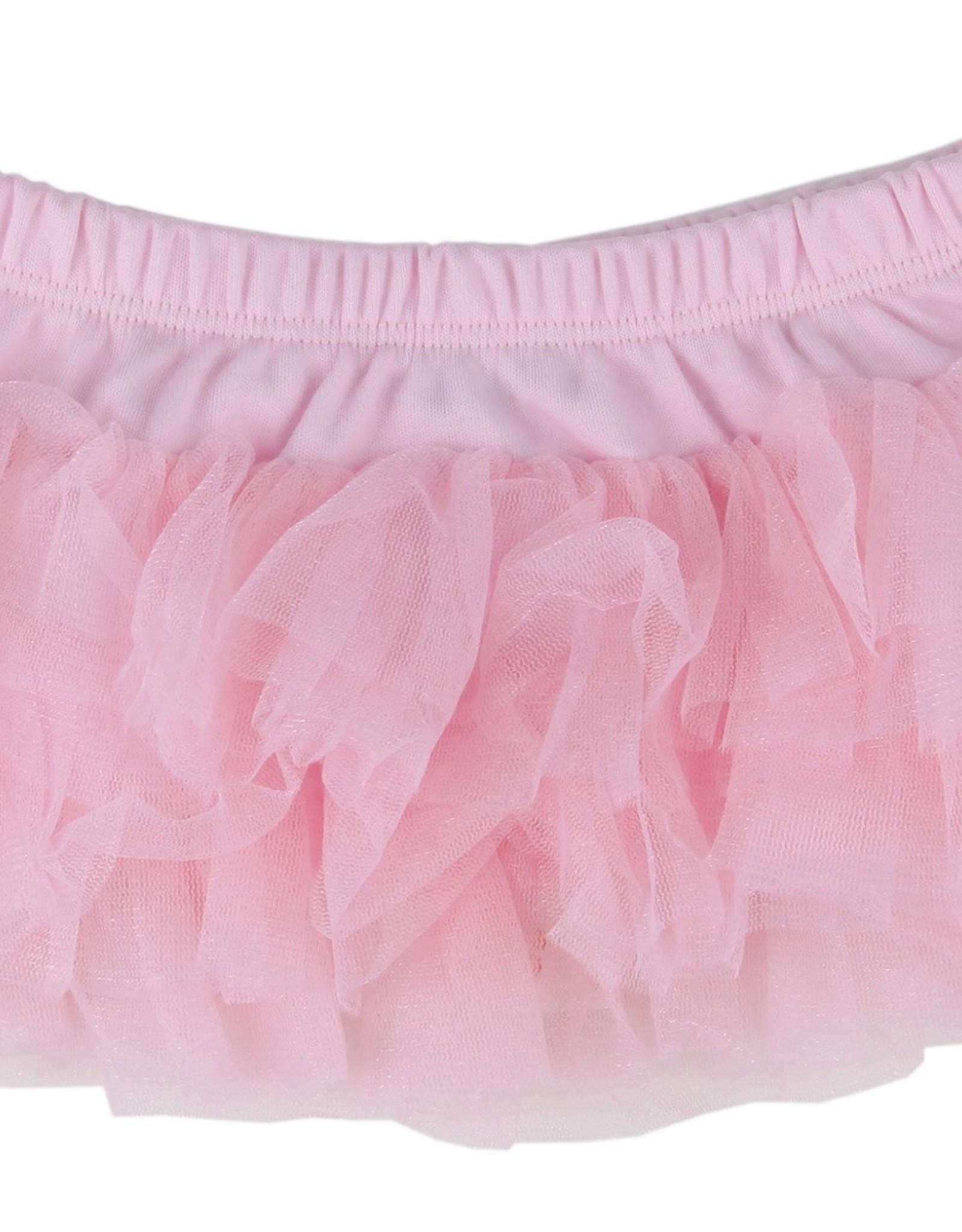 Sara Kety Tutu 6-12 Months Light Pink